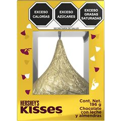 Chocolate Hersheys Kiss 196 gr. - Sanborns