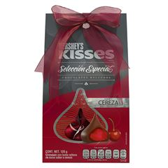 Chocolates Kisses Rellenos de Cereza de 120 gramos Hershey's - Sanborns