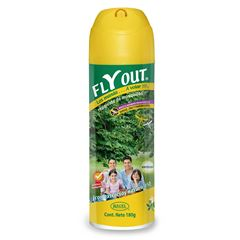 Fly Out Repelente de Insectos Aerosol 180 gr - Sanborns