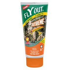 Fly Out Xtreme Repelente De Insectos Crema 100 ml - Sanborns