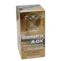 Biometrix a-ox c 60 - Sanborns