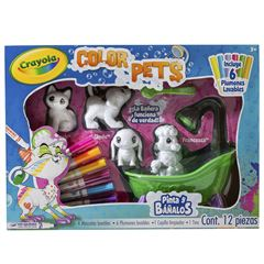 Color Pets Diversion en la Bane - Sanborns