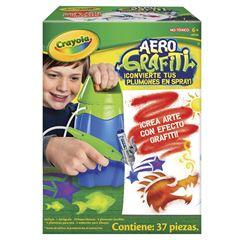 Aerografiti - Sanborns