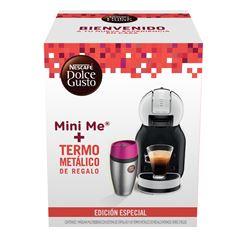 Cafetera Mini Me Blanca con Negro + Termo Dolce Gusto - Sanborns