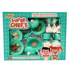 Super Chef's Mi Alegría - Sanborns