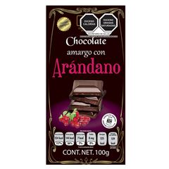 Chocolate Holex Amargo Arandano S/A - Sanborns