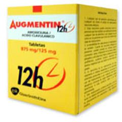 Augmentin 12h 875/125mg.T - Sanborns