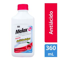 Melox Plus Cereza Susp.36 - Sanborns