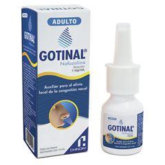 Gotinal Adulto - Sanborns