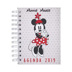 Agenda básica 2019 Minnie - Sanborns