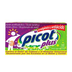 Picot Plus Polvo Efervescente - Sanborns
