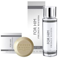 Fragancia Caballero, Set French Riviera For Him EDT 100 ML - Sanborns