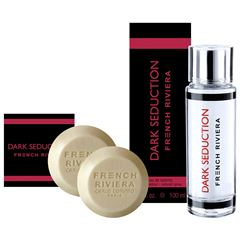 Fragancia Caballero, Set French Riviera Dark Seduction Man EDT 100ML - Sanborns
