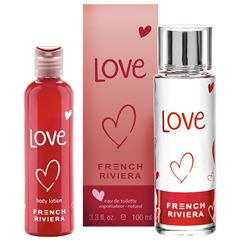 Fragancia Para Dama , Set French Riviera Love EDT 100 ML - Sanborns