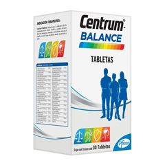 Centrum tab 30 - Sanborns