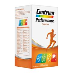 Multivitamínico Centrum Performance Frasco con 30 tabletas - Sanborns