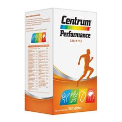 Centrum Performance 100 Tabletas - Sanborns