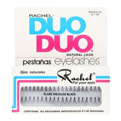 Pestanas Rachel Duo mediana 21-M - Sanborns