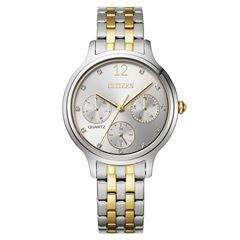 Reloj Citizen Cuarzo 61358 Ladies Para Dama - Sanborns