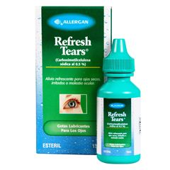 Refresh Tears Gts 10 Ml - Sanborns