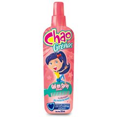 Gel en Spray Chao Greñas - Sanborns