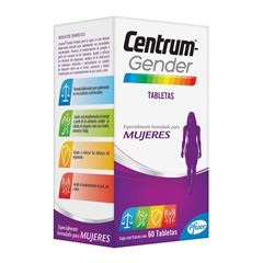 Centrum Gender para Mujer - Sanborns