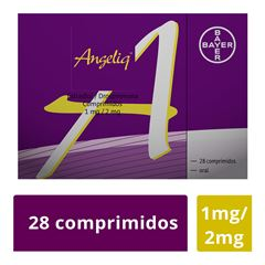 Angeliq t 28 1mg/2mg - Sanborns