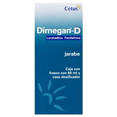 Dimegan d jbe 60ml - Sanborns