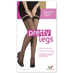 Media Pretty Legs G0390 Grande-Extra Grande - Sanborns