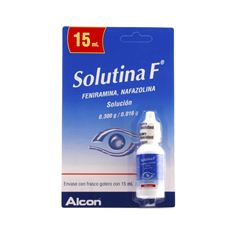 Solutina F Blister Gotas 15 ml - Sanborns