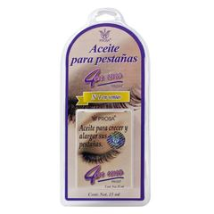 Aceite desmaquillante 15ml blister - Sanborns