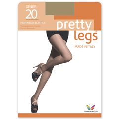 Pantimedia Pretty Legs  P7205 mediana - Sanborns