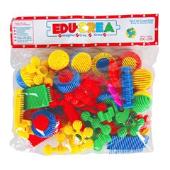 Juego de Ensamble Flexi Animals Educrea - Sanborns