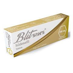 Blitsons 100 Mg con 1 Tableta - Sanborns