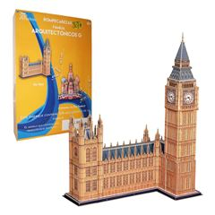 Rompecabezas 3D Real Big Ben Kelvin - Sanborns