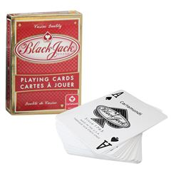 Baraja Poker Jumbo en Carton Blackjack Kelvin - Sanborns