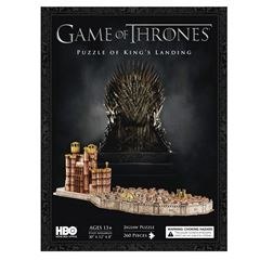 Rompecabezas 3D Kelvin City Kings Landing - Sanborns