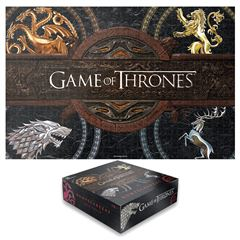 Rompecabezas Games Of Thrones Logos Kelvin - Sanborns