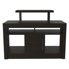 Rack para TV Excelsior Florida Color Chocolate Armable - Sanborns