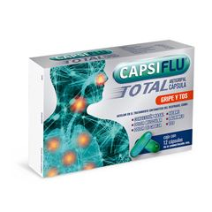 Capsiflu Total - Sanborns