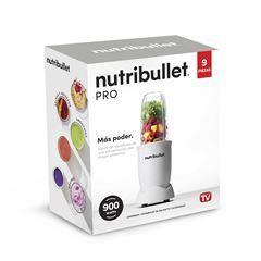 Nutribullet Pro All white - Sanborns