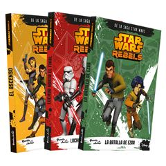 Paquete Star Wars Rebels - Sanborns