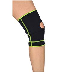 Soporte Rodilla Neopreno Negro G Machmedical - Sanborns