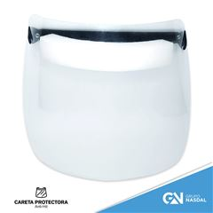 Careta Protectora Anti Hit Nasdal - Sanborns