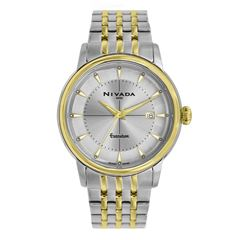 Reloj Nivada Executive Bicolor Para Caballero - Sanborns