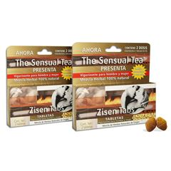 Zisen Tabs 2pack - Sanborns