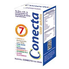 Conecta Gold 800 Mg 60 Tabletas - Sanborns