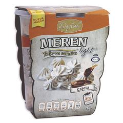 Merengue de Cajeta 67 gramos Daylish - Sanborns