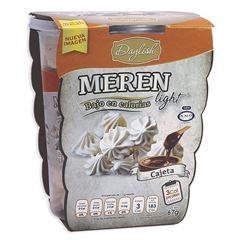 Merengue de Cajeta 67 gramos Daylish - Sanborns