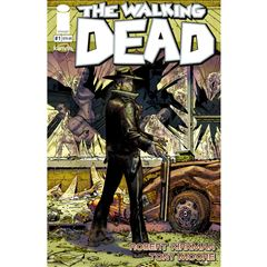 Comic The Walking Dead Individual 1 - Sanborns